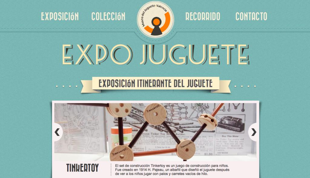 """Exposición """"Historia del Juguete"""""""